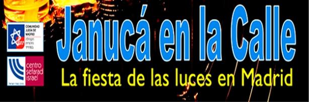 Janucá en Madrid